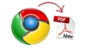 Print to PDF in Google Chrome